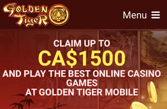 Golden Tiger - Best choice casino