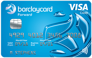 The credit card at the online casino